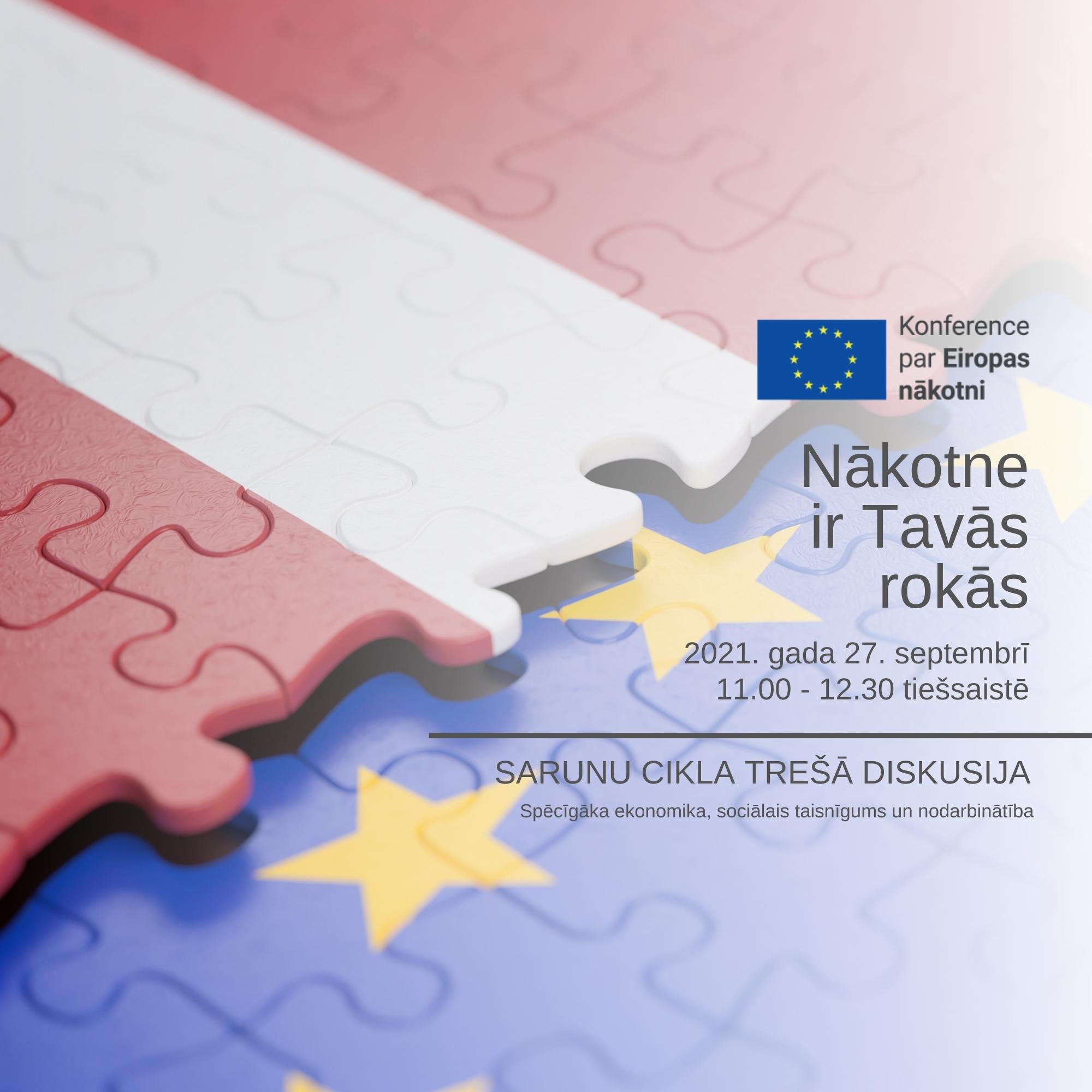 Konference par Eiropas nākotni